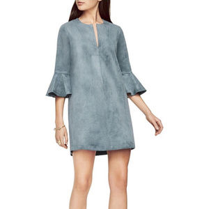 BCBG | Faux Suede Dress, Size XXS